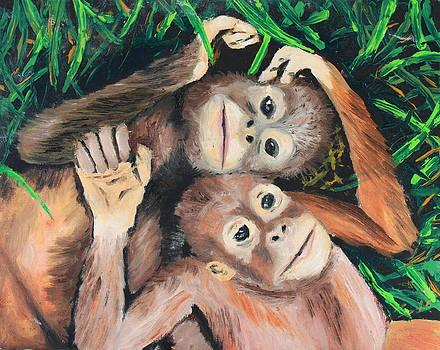 Monkey Love by Tara Richelle