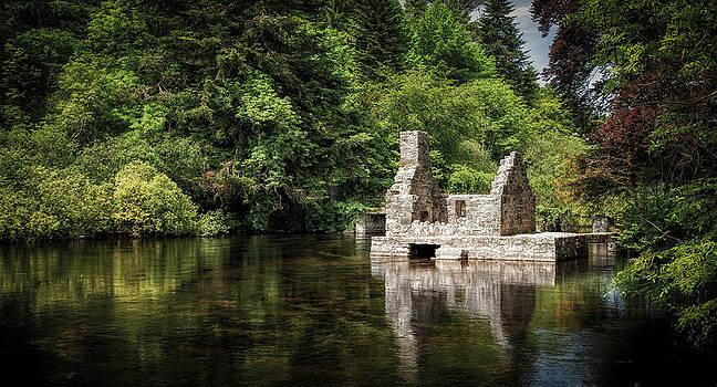 Monk's Fishing Hut by Jen Morrison