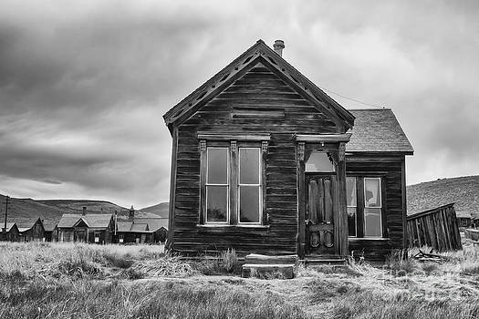 Monochrome Home by Terry Ellis