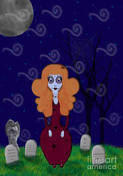 Monster Girl - Dead Girl by K L Roberts