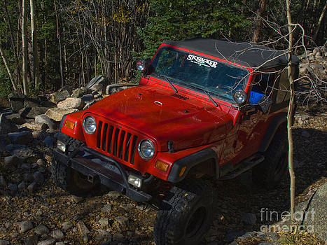 Monster Jeep by Lee Roth