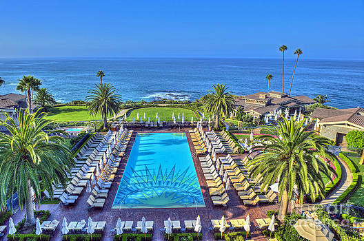 David  Zanzinger - Montage Resort Hotel Laguna CA
