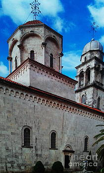 Montenegro church 2 by Ghee Flores