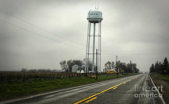 Gregory Dyer - Montezuma Iowa Water Tower