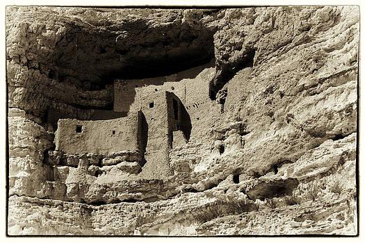 Montezuma's Castle by Eugene Dailey