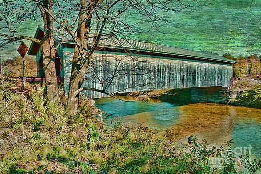 Deborah Benoit - Montgomery Vermont Bridge