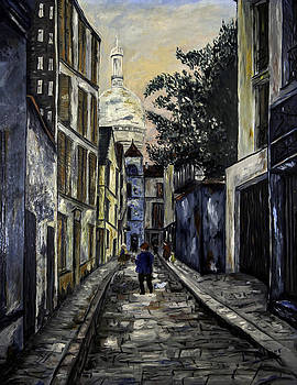 Lynn Palmer - Montmartre