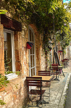 French Cafe by Dany Lison