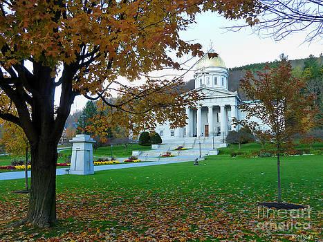 Deborah Benoit - Montpelier Vermont Capitol