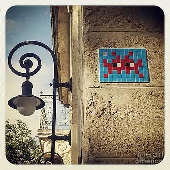 Montpellier Alien by Victoria Herrera