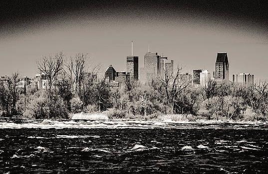 Arkady Kunysz - Montreal across the river