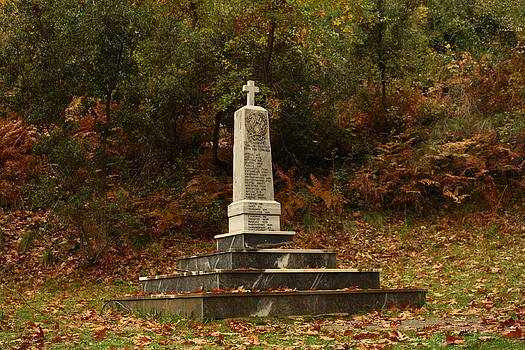 Monument by Dimitris Lillis