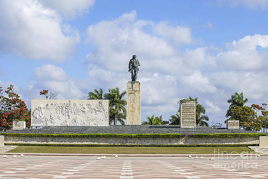 Patricia Hofmeester - Monument for Che Guevara in Cuba