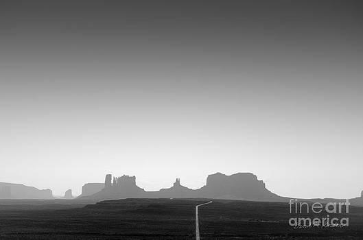 Dave Gordon - Monument Valley I
