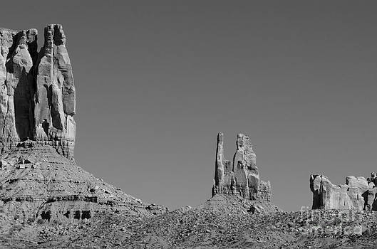 Dave Gordon - Monument Valley II