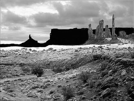 Jeff Brunton - Monument Valley Morning 06