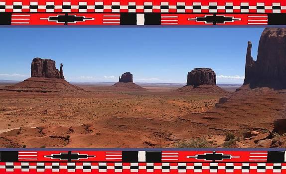 Monument Valley by Paul Ferrara