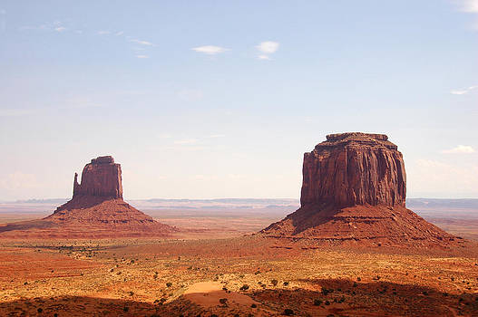 Monument Valley by Paul Van Baardwijk
