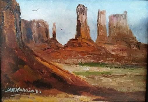 Monument Valley by Sharen AK Harris