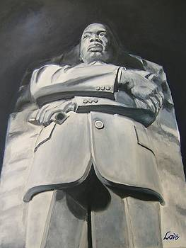 Monumental King by Joseph Love