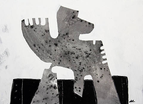 Mark M  Mellon - Monumentum No 7