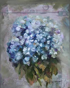 Moody Blues  by Rosie Morgan
