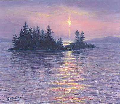 Moon Beam by Richard De Wolfe