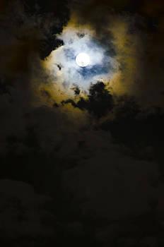 Moon II by Anna Azmitia