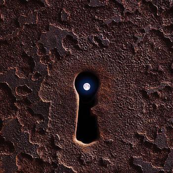 Daniel Furon - Moon - Keyhole Conjunction