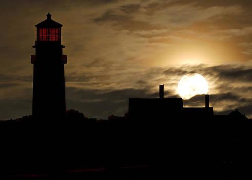 Randall Branham - Moon Light Light House