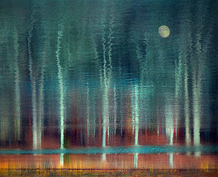 Moon River by William Schmid