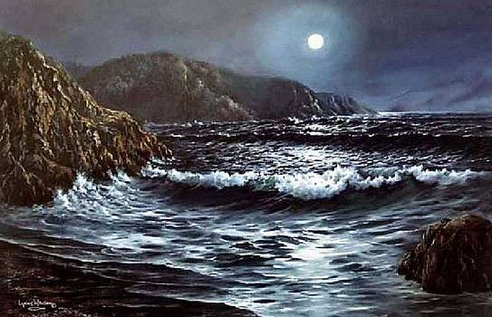 Moon Tide by Lynne Wright