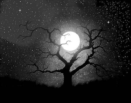 Moon Tree by Robert Foster