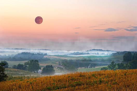 Randall Branham - Moon Valley Morning