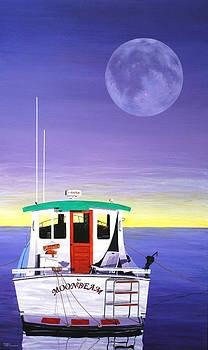 Moonbeam by Wilfrido Limvalencia