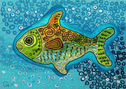 Moonfish by Sergey Khreschatov