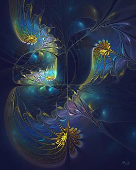 Moonlight Ballet by Kim Redd