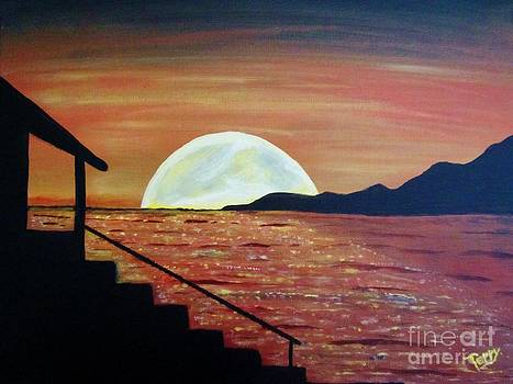 Moonlight Bay by Terry Hopkins