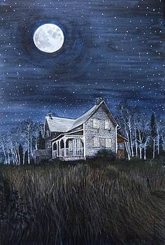 Moonlight Homestead by Connie Rowsell
