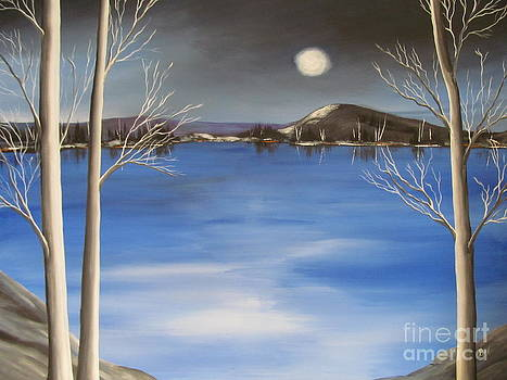 Moonlight Lake by Beverly Livingstone