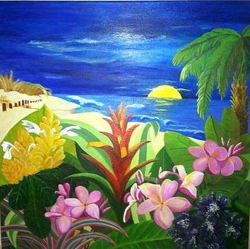 Moonlight Serenade by Anne Kibbe