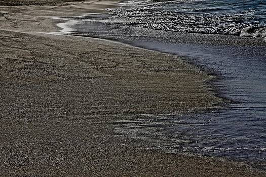 Moonlit Shore by DJ Florek