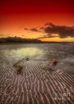 English Landscapes - Mooring Buoy Sunset