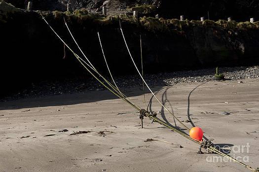 Mooring Rope 6 by Paul Felix
