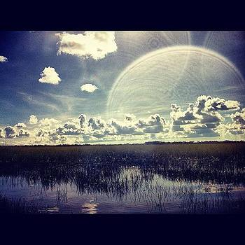 More Clouds :d #swamp #florida by Shawn Who