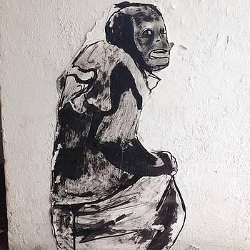 More More More! El Mono #colinluisa by Coyle Glass