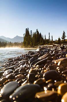 Morning Creek  by Maik Tondeur