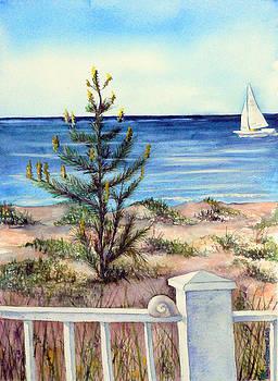 Morning in the Hamptons by Pamela Shearer