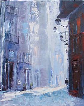Morning Light by Elena Nayman