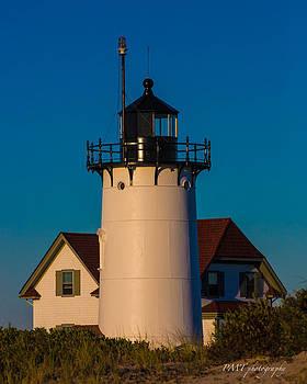 Morning Light on Race Point by Paul Treseler